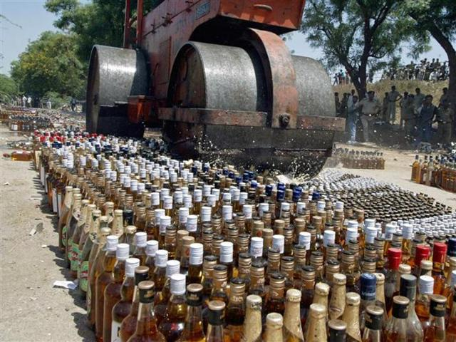 Bihar will follow in Gujarat's footsteps from April 1, when country-made liquor will be banned across the state in the first phase