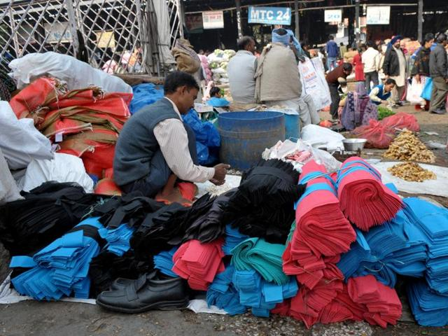 Chandigarh,'cloth-like' carry bags,NGT