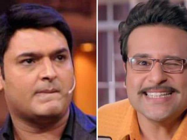 Krushna's Comedy Nights Live replaced Comedy Nights With Kapil. (Colors TV)