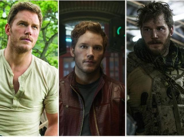 PrattPrattPratt: Jurassic World, Guardians and Zero Dark Thirty propelled Chris Pratt to the top of the movie star chain.