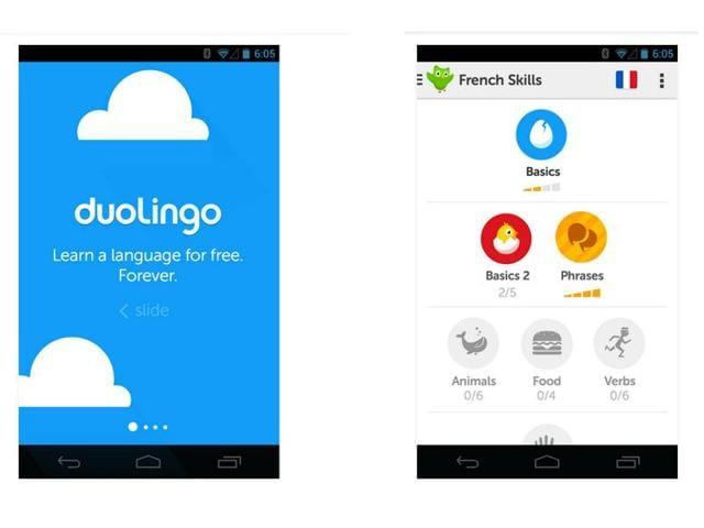 Babbel,Duolingo,Memrise