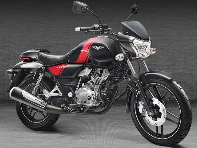 BajajV, the 'part motorbike, part war hero' was launched on Monday. The two-wheeler is a classic blend of tourer and commuter biking.