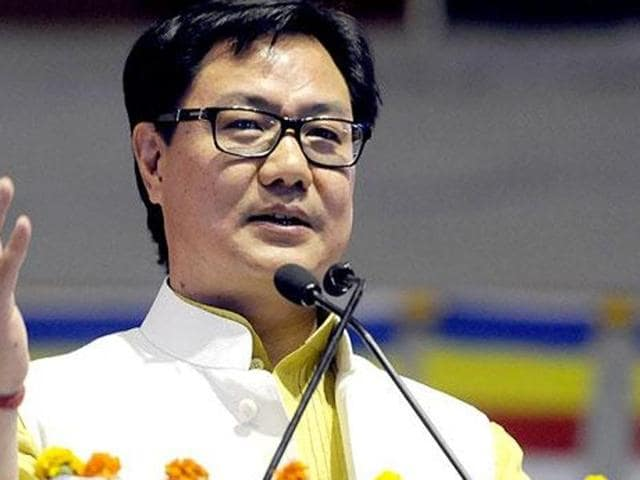 Union minister of state for home Kiren Rijiju on Sunday said attempts made to create unrest from the Punjab border were worrisome.