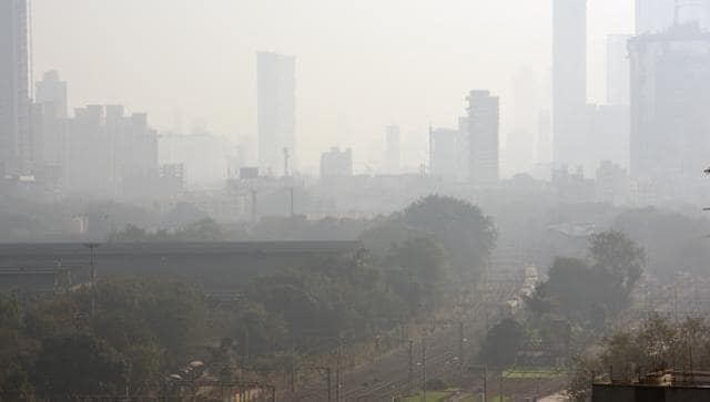 According to the System for Air Quality Weather Forecasting and Research (SAFAR), the air quality index (AQI) - a pollution measuring indicator - was observed at 308 at 9.30am on Monday which is an improvement from Sunday's high of 333