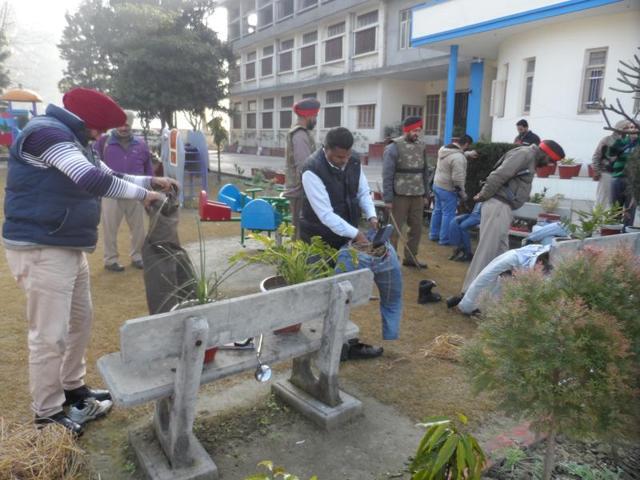 Bomb hoax creates panic at Hoshiarpur school