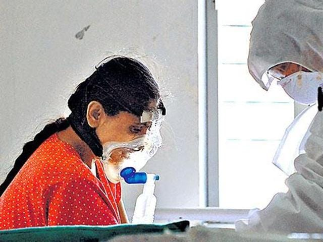 Of the 124 samples collected, 33 have been tested positive for Swine Flu.