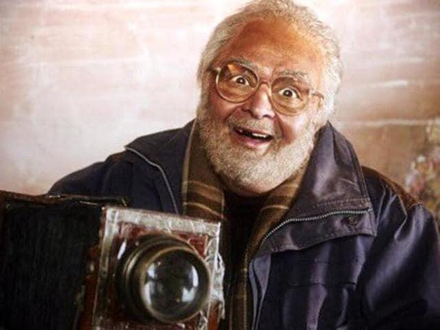 Rishi Kapoor,Sanam Re,Divya Khosla Kumar