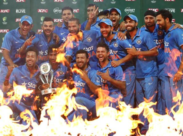 India tour of Australia 2016,India sweep T20 series,IPL