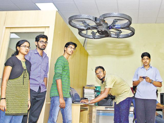 No Facebook yet, but campus startups thrive in India