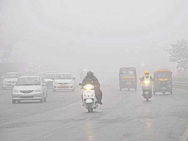 Delhi, on an average, sees two to three days of rain in January. This January, however, the gauges have remained on zero with no rain recorded whatsoever. Sunday saw a very light drizzle which was not enough to be recorded.