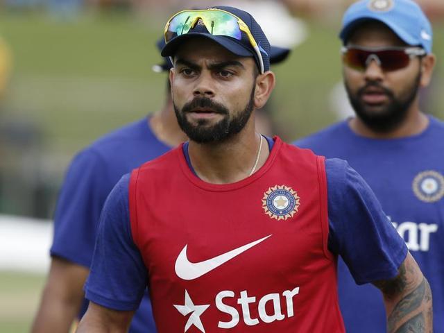 Virat Kohli rested for India's T20 series against Sri Lanka