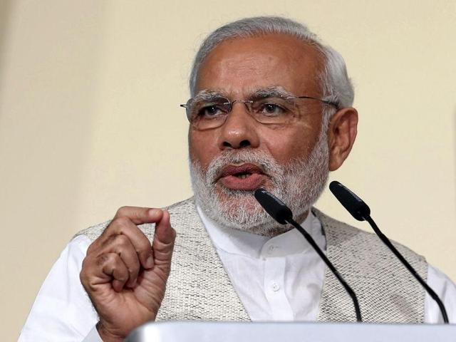 Prime Minister Narendra Modi on Monday reiterated India's commitment to building a peaceful Afghanistan .