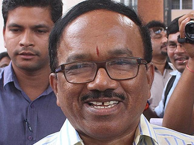 Goa CM Laxmikant Parsekar.