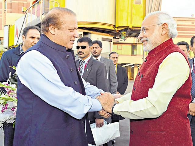 Since Narendra Modi's unannounced Christmas day visit to Pakistan, New Delhi is relearning one fundamental reality — no amount of hugging of Pakistan's civilian leadership can blunt the Pakistani military's strategy to bleed India through a 'war of a thousand cuts'.