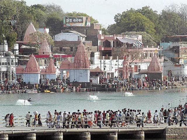 Over five crore people are estimated to throng Ujjain during the month-long event.