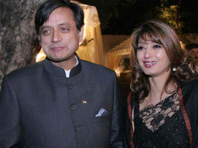 The Delhi Police have re-examined Congress MP Shashi Tharoor's driver and domestic help who were with his wife Sunanda Pushkar hours before she was found dead in a five-star hotel in the city in 2014