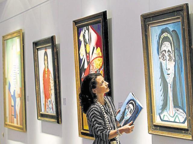 India,Art house auctions,Art sales