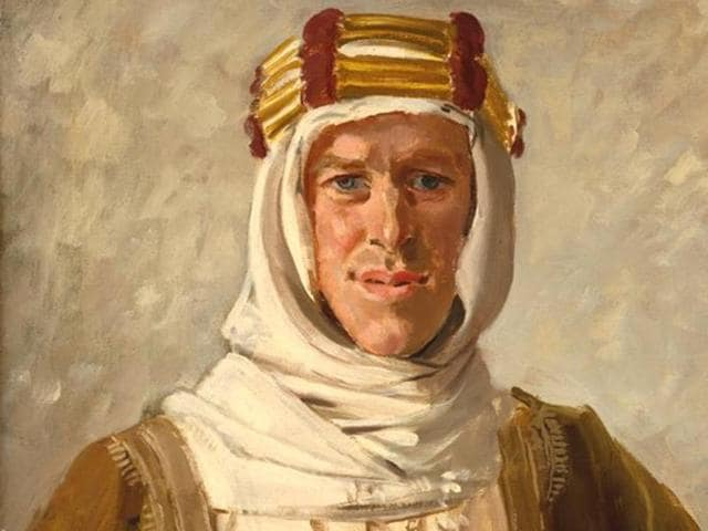 TE Lawrence, 'one of the most extraordinary figures of the 20th century'.
