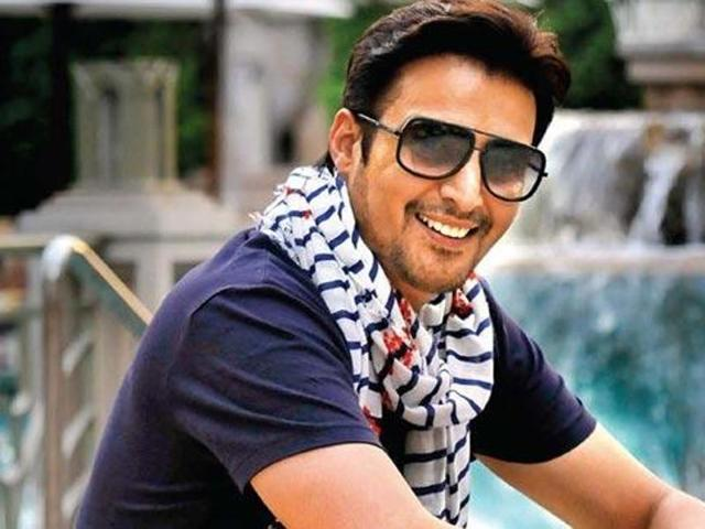 Actor Jimmy Sheirgill