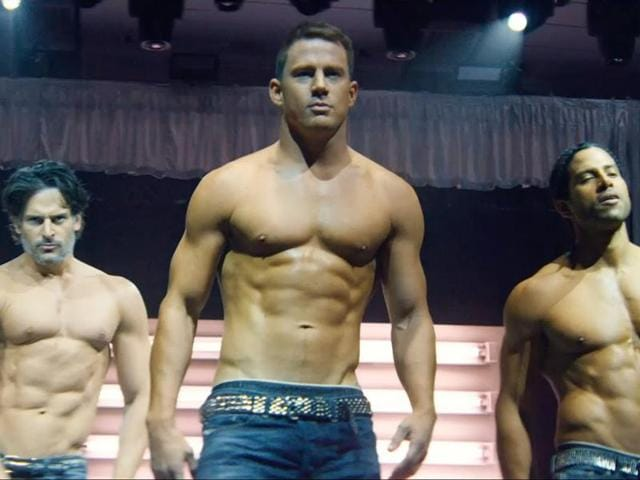 Channing Tatum is ready to give 'all his money' to George Clooney to get him to star in Magic Mike 3.