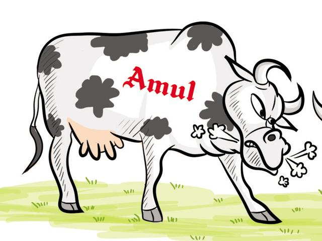 Amul has started supplying about 25,000 litres milk per day in the tricity. Feelling the heat after Amul's entry into it's market, Verka has rolled out an aggressive marketing strategy.