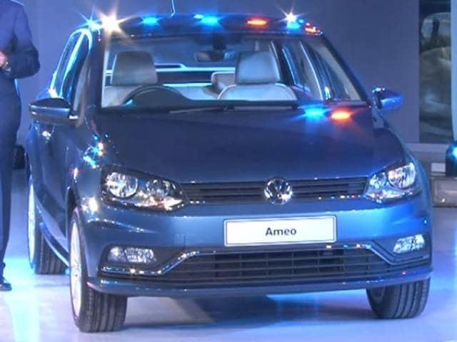 Volkswagen Ameo,Compact sedan,Volkswagen India