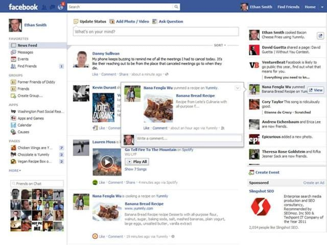 Facebook,Cheng Zhang,Si Chen