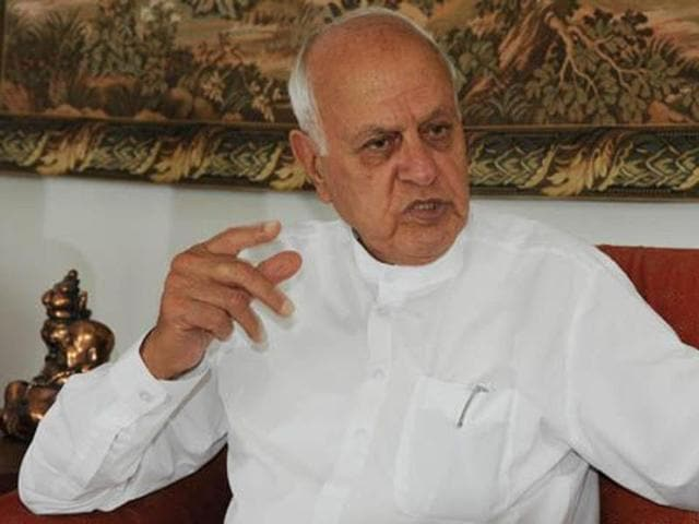Jammu and Kashmir,Pakistan terrorist attacks,Farooq Abdullah