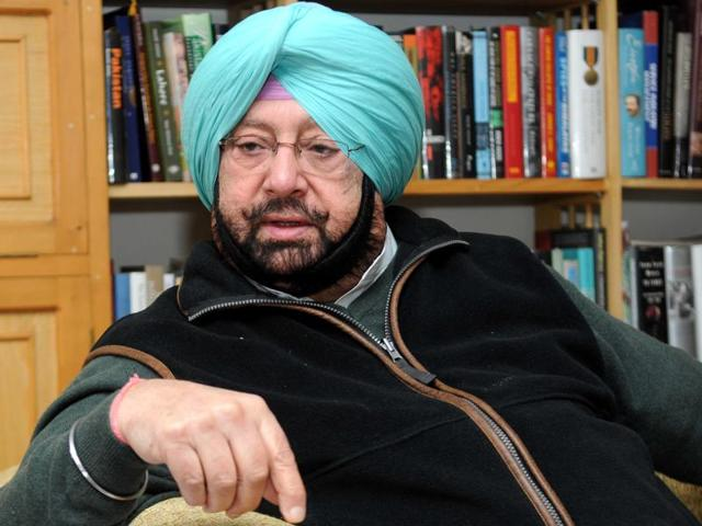 Majithias have business interest in project: Captain