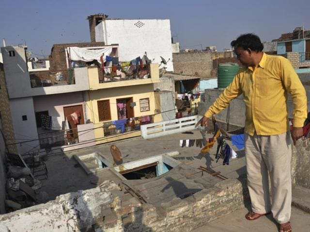 A 70-year-old man lost his life when he was attacked by Monkeys over the second floor and fell down, in Ghaziabad.