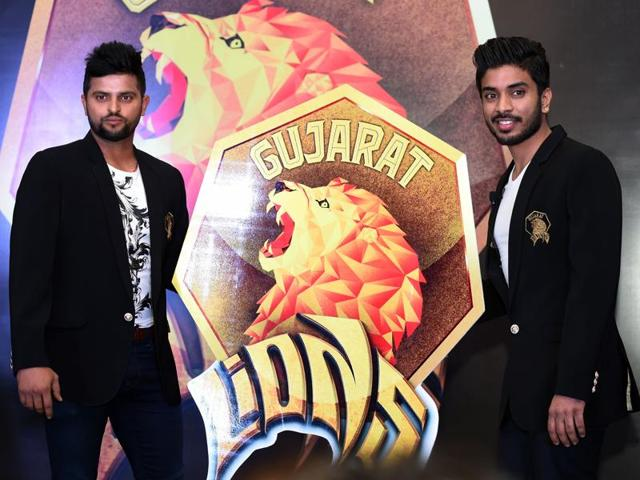 Suresh Raina was appointed as the captain of the Rajkot franchise.