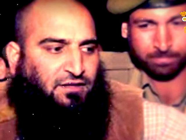 Separatist  Masarat Alam is the face of JuD's new campaign on Kashmir