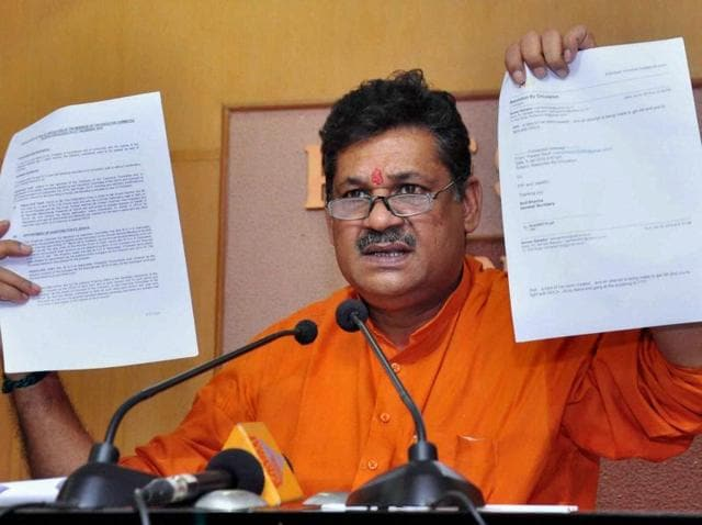 Suspended BJP MP Kirti Azad has moved Delhi high court demanding appointment of an independent administrator to look into the alleged financial irregularities in the DDCA.