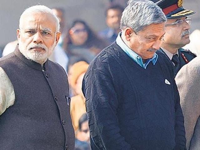 Prime Minister Narendra Modi,Manohar Parrikar,Threat mail