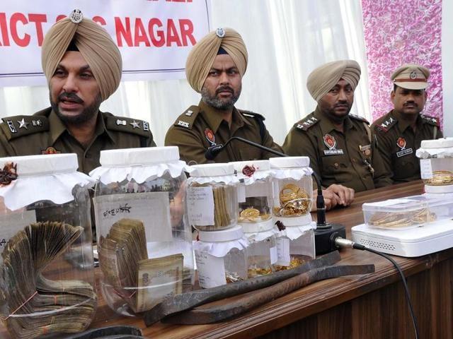 SAS Nagar,crime investigating agency,Ludhiana