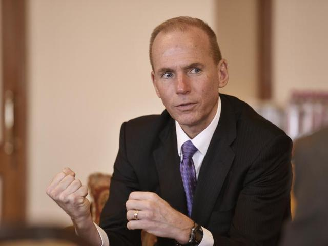 'Boeing will invest billions of dollars in India'