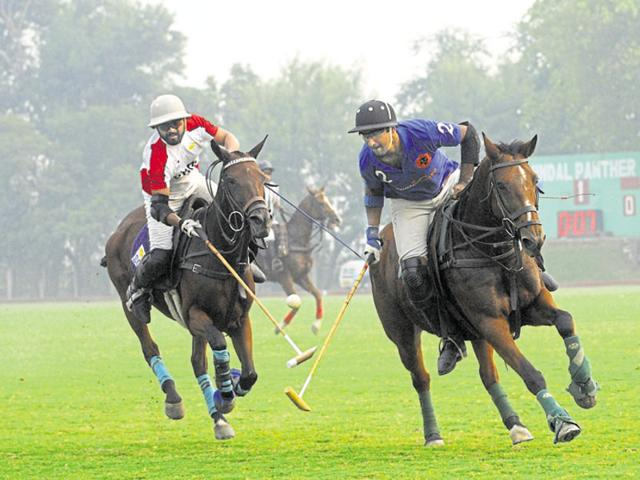 Horse, bicycle polo matches in Greater Noida on February 6-7