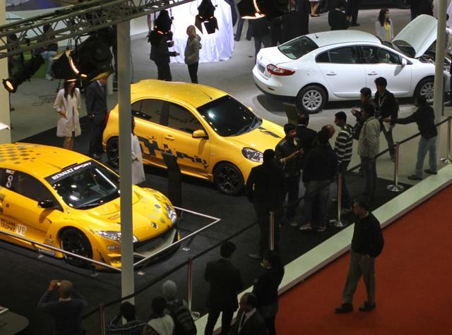 The 12th Auto Expo which saw close to 5.6 lakh visitors in 2014, is expected to attract over 7 lakh this time.