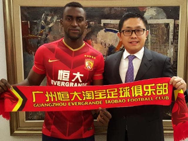 Chinese Super League,jackson Martinez,January Transfer WIndow