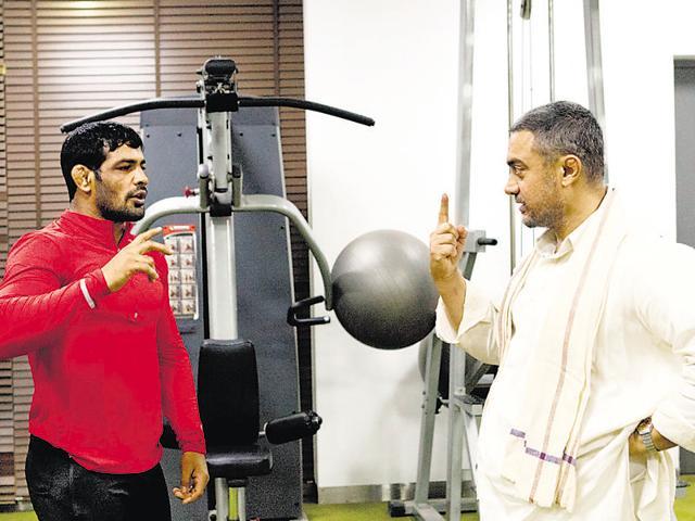 Sushil Kumar,Aamir Khan,Dangal