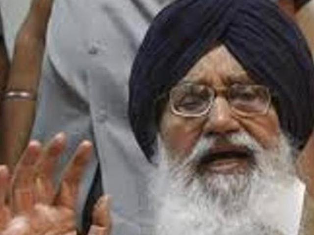 Punjab CM Parkash Singh Badal discharged from PGI