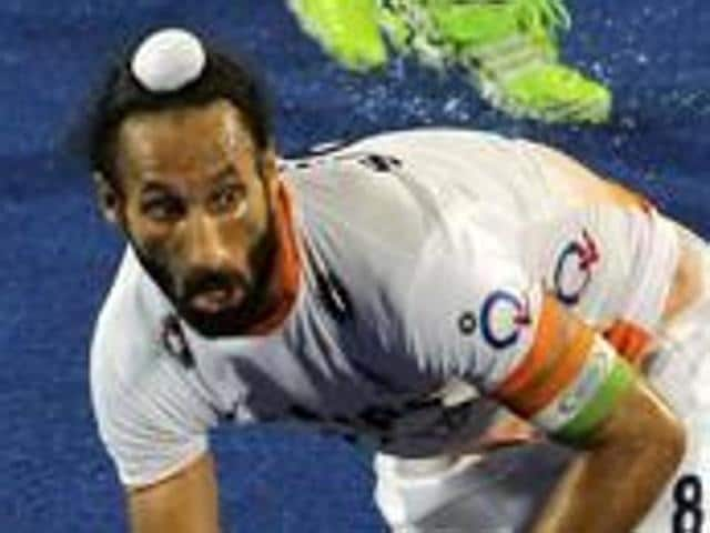 Sardar Singh is a DSP in his native state of Haryana.