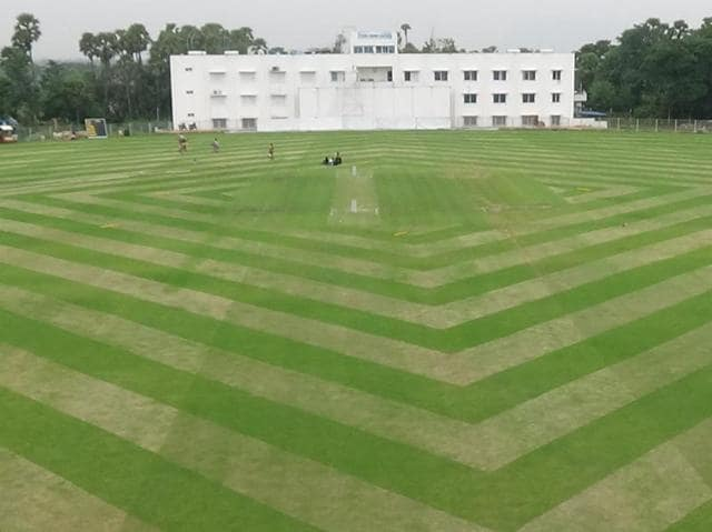 Upcoming venues like Valsad and Vizianagram have been given the responsibility to host Ranji Trophy quarterfinals but they are not being shown on TV.