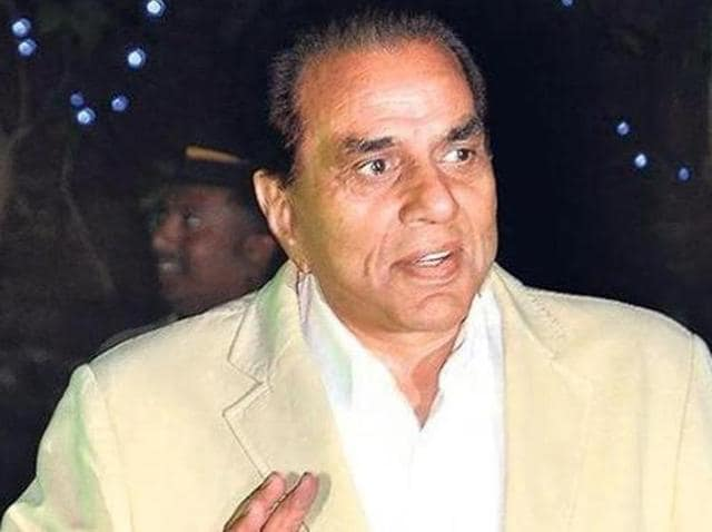 Dharmendra is the producer of Ghayal Once Again. (HT)