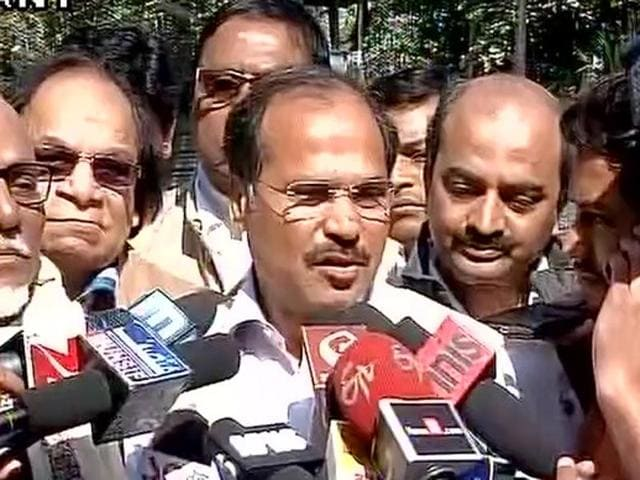 Officials from the Union urban development (UD) ministry on Tuesday disconnected the water and power supply to a ministerial bungalow that Congress MP Adhir Ranjan Chowdhury continues to occupy long after he relinquished his ministerial position.