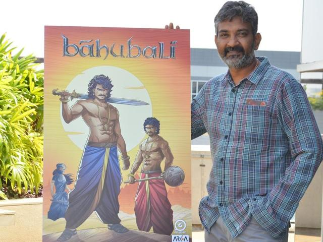 Baahubali will soon be available as comics, video games