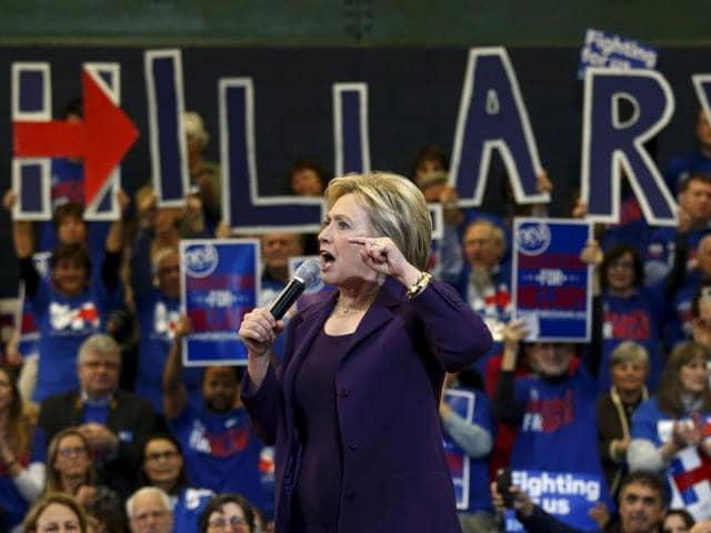 Hillary Clinton,Democratic caucuses,Iowa