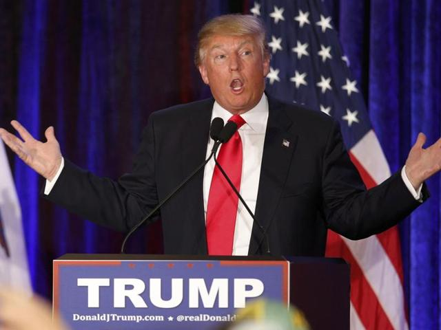 A low-key Trump ends social media silence after Iowa caucuses loss