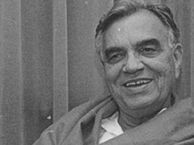 Balram Jakhar passes away: A farmer with innate political acumen
