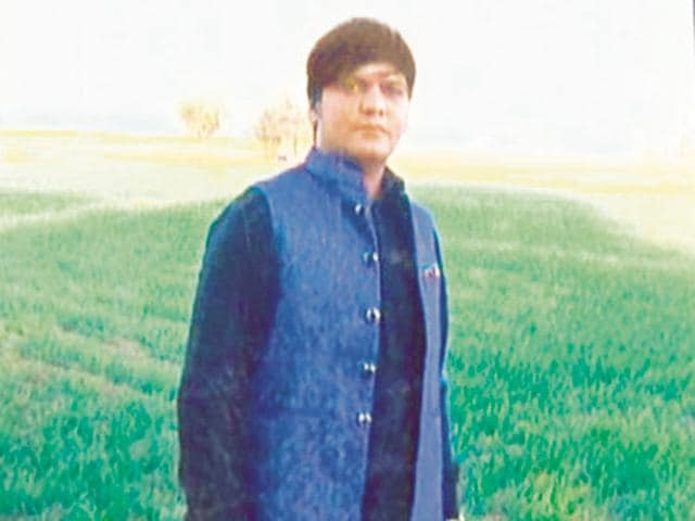 The man, Amit Dabas, 25, was a resident of Mundka in Delhi.
